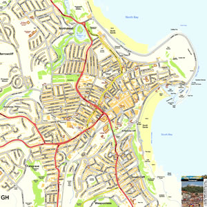 scarborough map